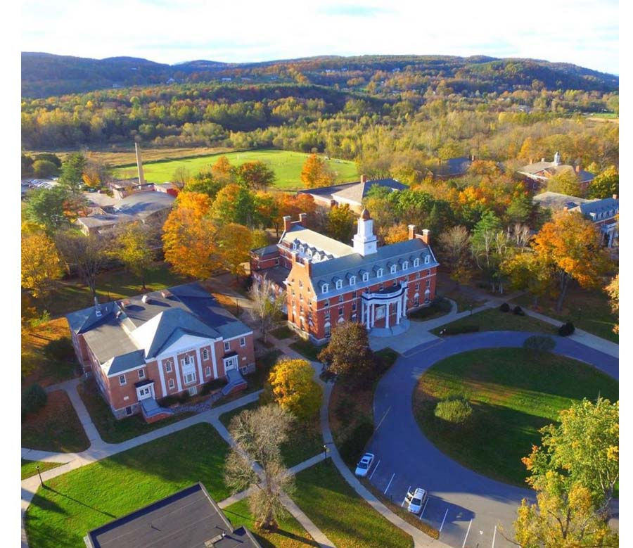 Green Mountain College Campus, Poultney, VT 2018